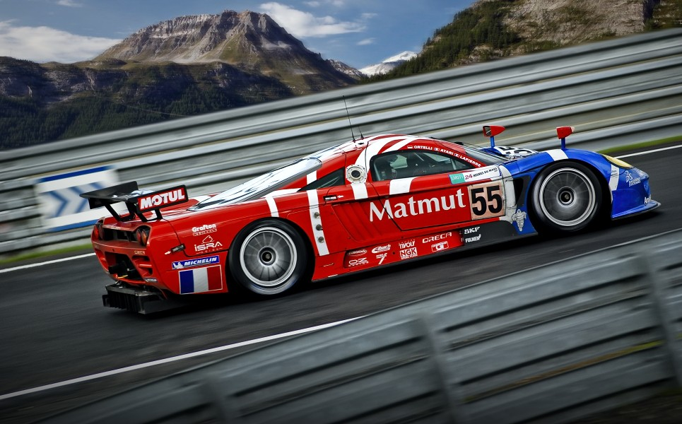 75th Le Mans 2007